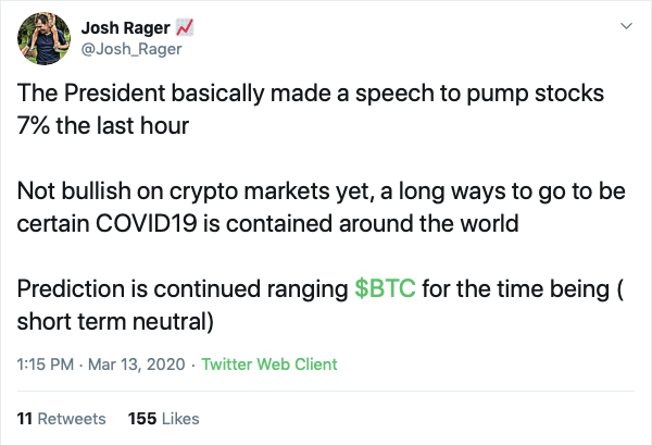 what is btc stock
