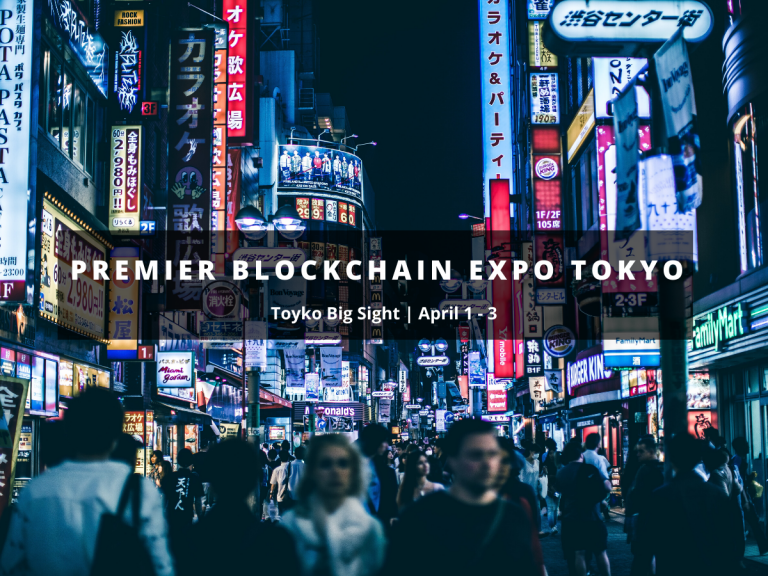 Blockchain Expo Tokyo Series Set to Take Business Scene by Storm