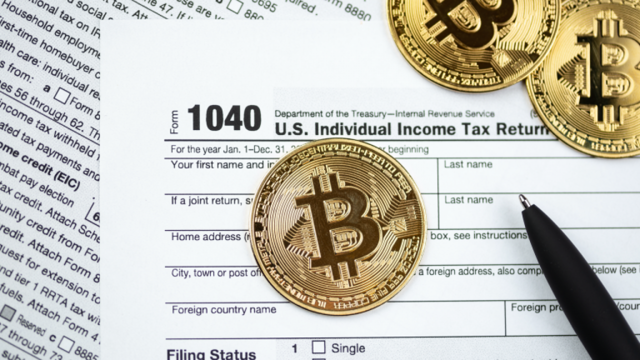 irs cryptocurrency taxes 2021