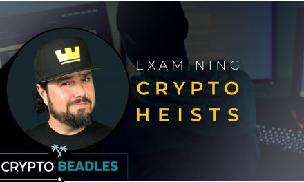 15.5 Billion in CRYPTO HEISTS and rising Part one