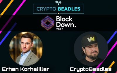 BlockDown 2020 ONLINE Blockchain Conference! Akon, experts and more!  Be here!