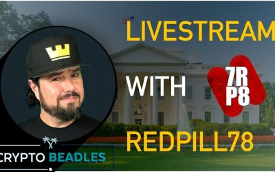 Special Live Steam With RedPill78 ⎮Bring your questions⎮Don't miss it💊