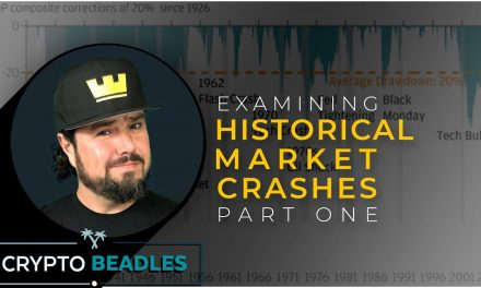 Biggest market crashes in US History and what you can learn from them! PT1
