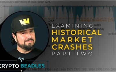 The Biggest Market Crashes in US History. What we can do to thrive and survive? PT 2