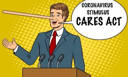 The Stimulus Cover Up: Small Businesses Cheated, Corrupt Covid-19 Stats, Crony Benefits