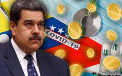 Pandemic Assistance: Maduro to Airdrop Cryptocurrency to All Doctors in Venezuela