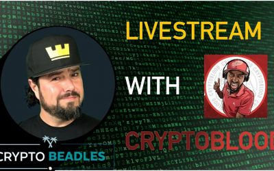 COVID and Crypto 😷 Live Chat with Crypto Blood!