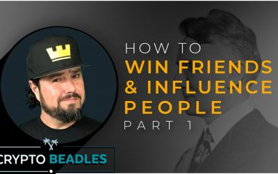 Dale Carnegie's How To Win Friends and Influence People Key Points Part 1