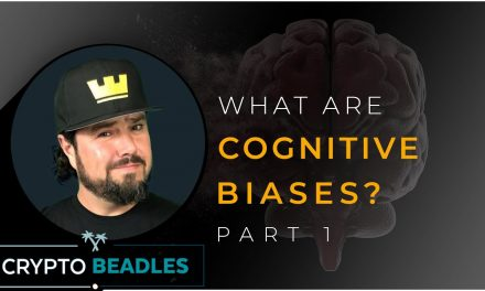 What are Cognitive Biases and how do they hurt or help us PT 1