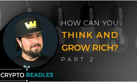 How can YoU Think and Grow Rich Part Two!