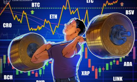 Price analysis 8/26: BTC, ETH, XRP, LINK, BCH, LTC, BSV, CRO, BNB, ADA