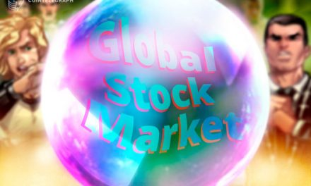 Global Stocks in 'Bubble Territory' — But Bitcoin Traders Aren't Fazed