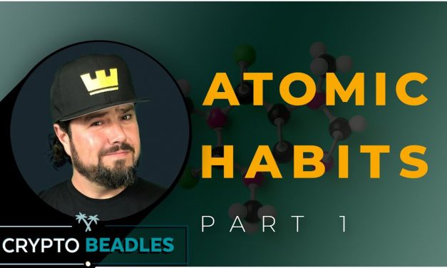 Atomic Habits takeaways and how new habits or breaking old ones help you win! PT 1