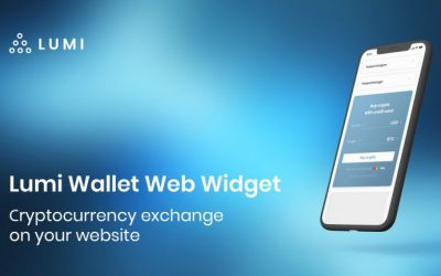 Lumi Wallet Web Widget: Cryptocurrency Exchange on Your Website