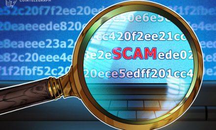 Scam warning as Columbia's President 'endorses' Bitcoin Era