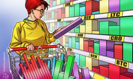 Price analysis 9/7: BTC, ETH, XRP, LINK, BCH, DOT, BSV, BNB, LTC, CRO