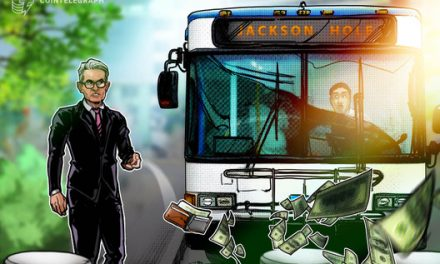 Jerome Powell throws US dollar under a bus in Jackson Hole