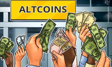 Wish you bought Litecoin and other top alts at mid-2017 prices? Here's your second chance