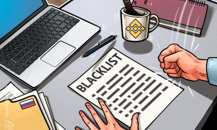 Russia's telecom regulator blacklists Binance website