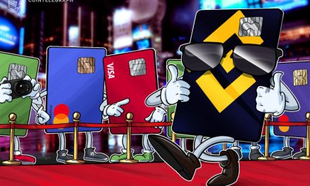 Binance's crypto Visa card is now available all across EEA countries