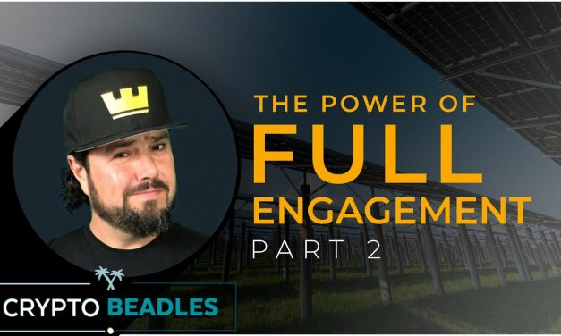 The Power Of Full Engagement Take Aways PT 1 & What the hell is up with the Mueller Team Wipe
