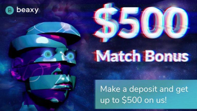 Unbelievable Bonus From Beaxy.com