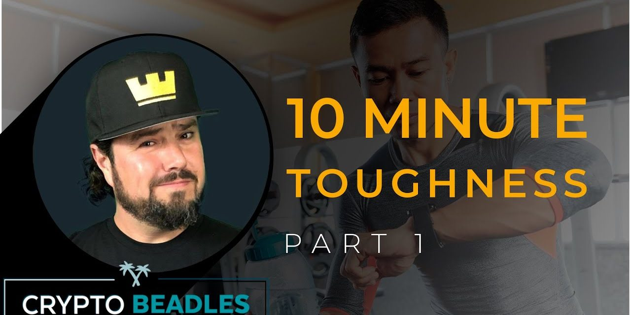 Is Trump cured? We discuss as well as key takeaways from 10 Min Toughness Pt 1