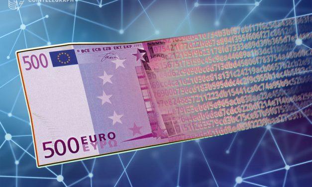 Blockchain firm Monerium thinks Europe 'already has' a digital euro