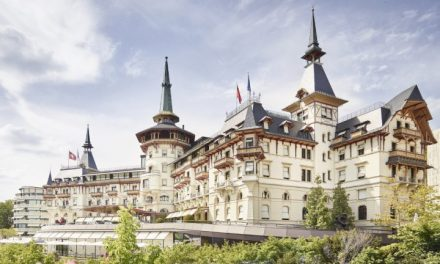 Hotel Bitcoin ATMs on the Rise With Addition of Swiss Hotel Dolder Grand