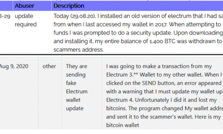"""Hackers send fake """"update"""" to steal $22 million from Bitcoin wallets"""