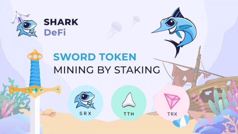 SharkTron – DeFi Project That Implies Complete Autonomy