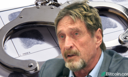 John McAfee Arrested, Indicted for $23 Million Illegal Crypto Pumping and Tax Evasion in US