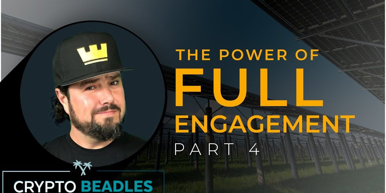 Are you lying to yourself? Power Of Full Engagement Pt 5 & why you're VOTE matters🇺🇸