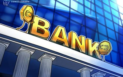"""""""Banks will have to adjust"""" to crypto, says Bank of England leader"""