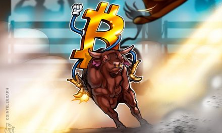Bitcoin price, altcoins and the Dow set record highs as bulls run the market