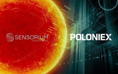 Poloniex Lists SENSO As Sensorium Galaxy's Partnership Spree With World-Class Artists Accelerates