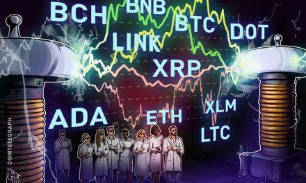Price analysis 12/2: BTC, ETH, XRP, LTC, BCH, LINK, DOT, ADA, BNB, XLM