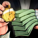 Bitcoin moves $500K around the globe every second, says Samson Mow