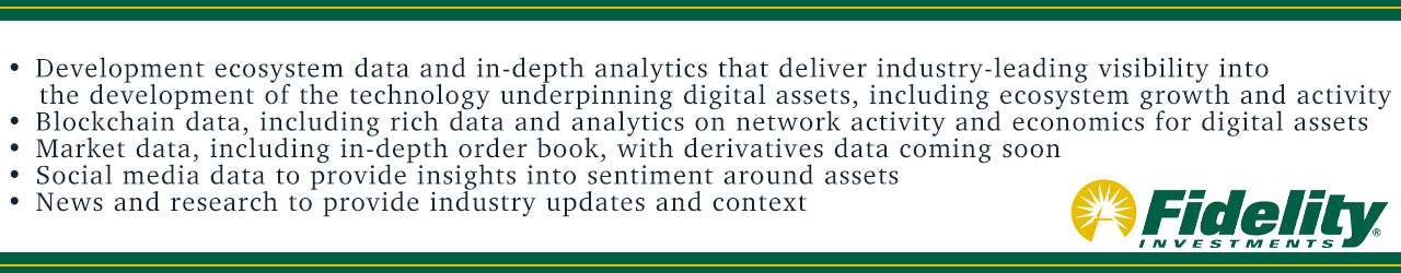 Fidelity Investments Launches Crypto Analytics Platform Sherlock for Institutional Investors