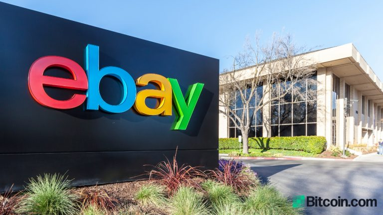 E-Commerce Giant Ebay Now Allows NFT Sales Citing 'Massive Wave of Attention'