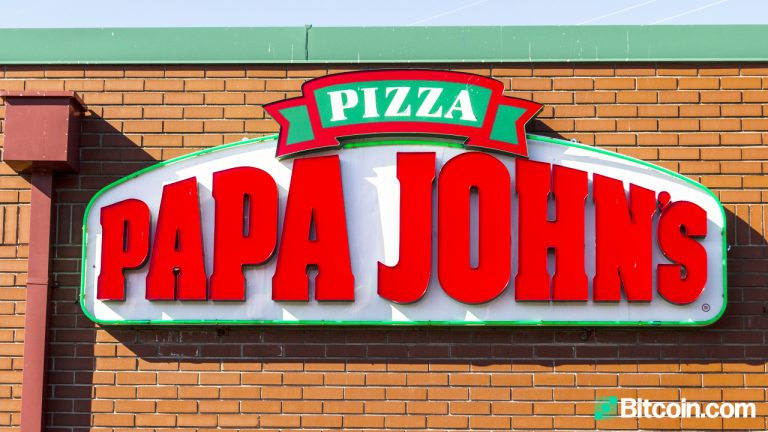 Free Bitcoin: Papa John's Giving Away BTC With Pizza Purchase in UK
