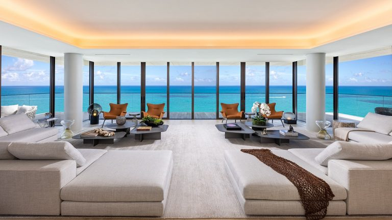 Ultra-Exclusive Surfside Penthouse in Miami Sells for $22 Million in an All-Crypto Deal